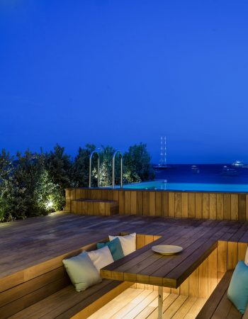 Mykonos Dove Beach Hotel