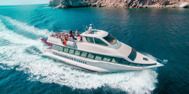 Mykonos Yachting – Daily Shared Cruise with Discovery Glassbottom Yacht
