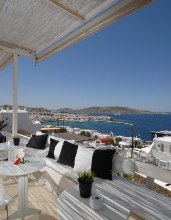 Oniro Bar Restaurant by Mykonos View Hotel