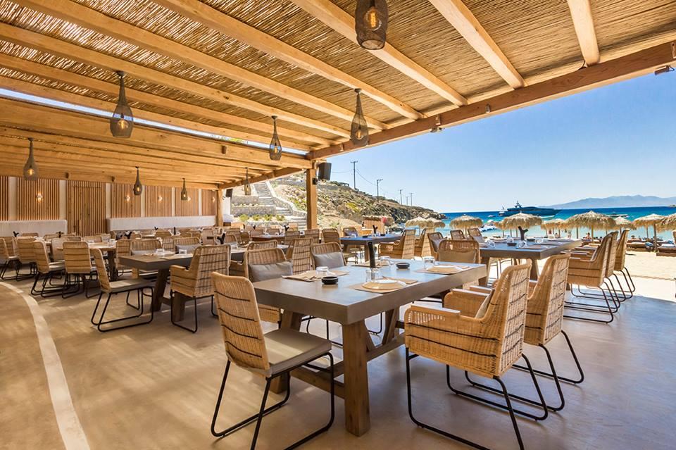 Solymar Beach Restaurant - Mykonos Best