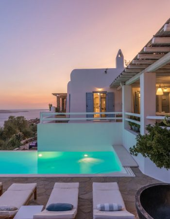 Franceska Kalamara Mykonos Dream Living