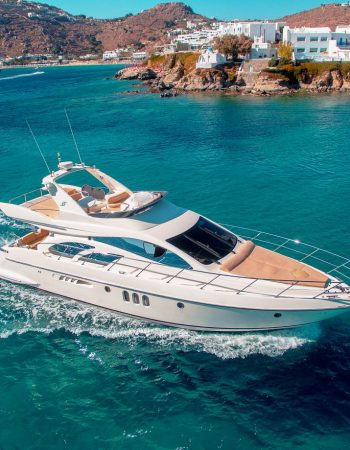 Mykonos Yachting – Private Yacht Charter