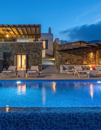 Mykonos Panormos Luxurious Villas