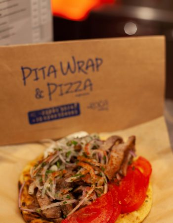 Pita Wrap & Pizza Mykonos by Roca Cookery