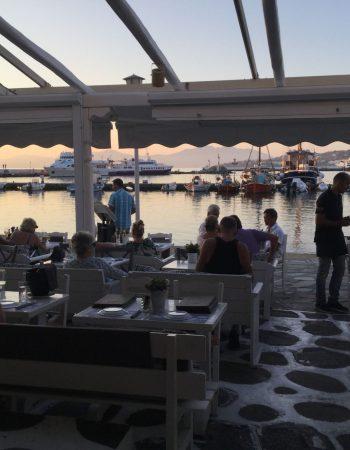 Rouvera Cafe – Restaurant Mykonos