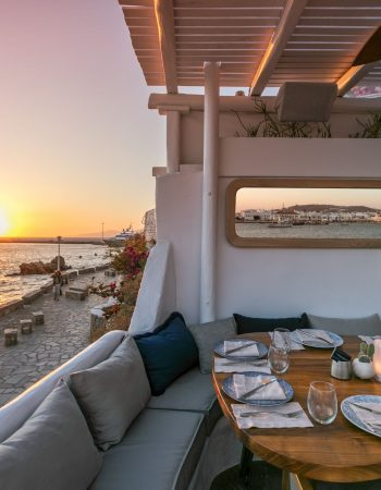 Remezzo Restaurant – Bar