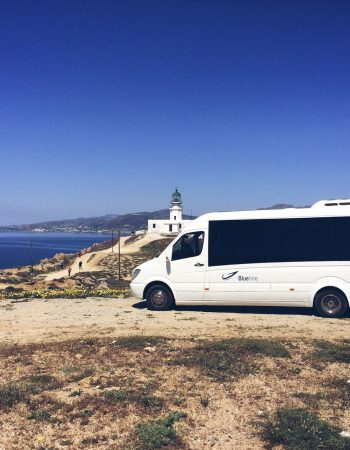 Blue Line VIP transfers & Chauffeur Services – A truly Mykonos Experience