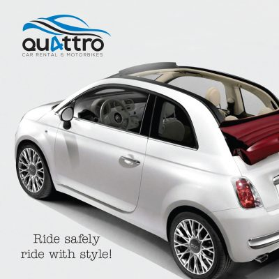 Quattro Car Rental and Motor Bikes