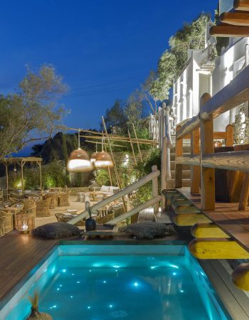 The Garden Sunset Bar Mykonos