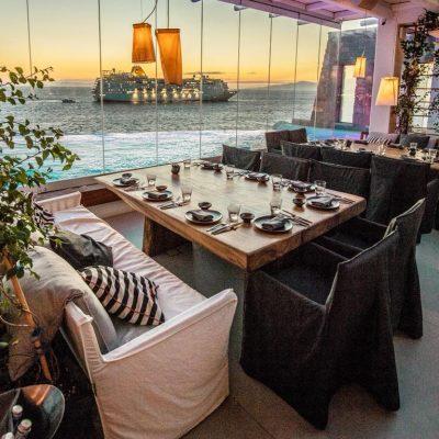 Cavo Tagoo Restaurant Mykonos