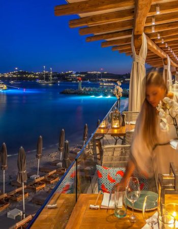 Buddha – Bar Beach Mykonos