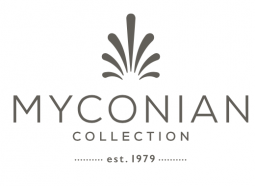 Myconian Collection Ad Logo