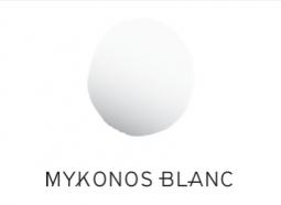 Mykonos Blanc Ad Logo