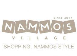 Nammos Village Ad Logo