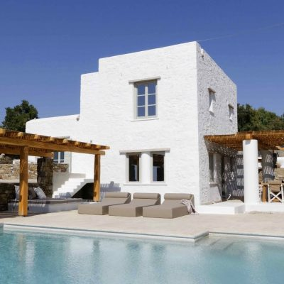 Villa Chora Deluxe by Just White Villas