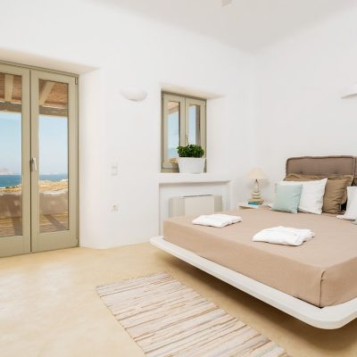 Villa Ftelia by Just White Villas