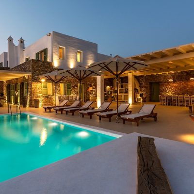 Villa Kastro by Just White Villas