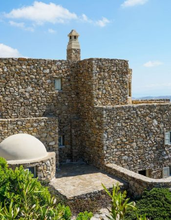 Villa Sandstone at Mykonos