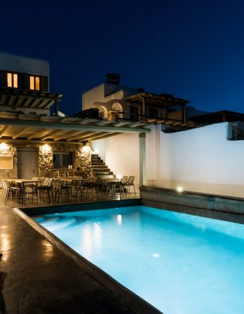 Sea Rock & Sky Private Residence Collection Mykonos